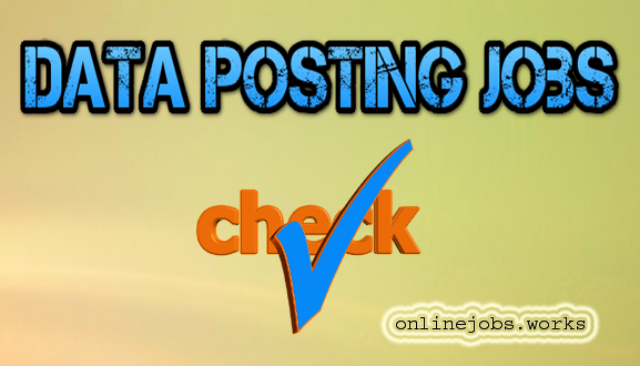 Data posting jobs review is it scam or legitimate system to earn money?