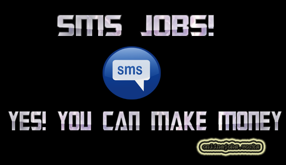 SMS Jobs Daily Payment FREE without Investment