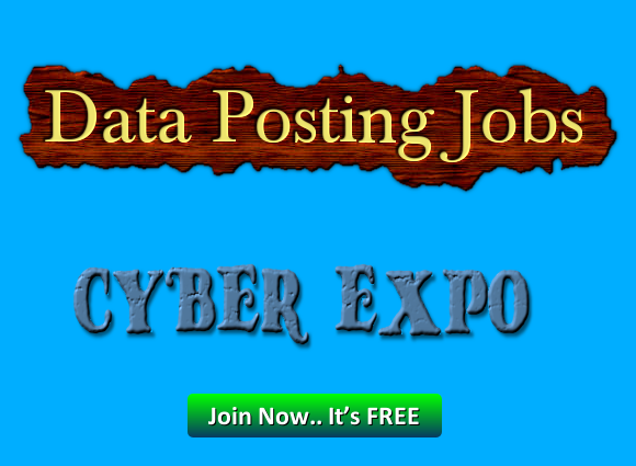 Data Posting Jobs without investment Signup bonus Rs-399