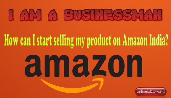 sell-on-amazon Sell on Amazon India