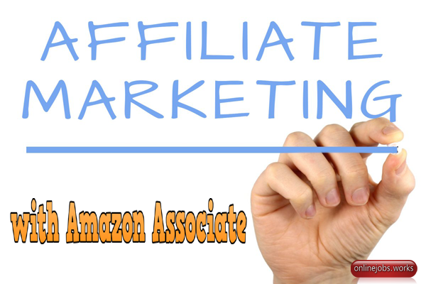 Affiliate Marketing & Amazon Associate best online jobs in India